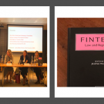 DALIR's Founder speaks on a panel for the launch of the new book on Fintech