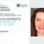 Women in Payments shortlisted for award – Distinguished Professional category